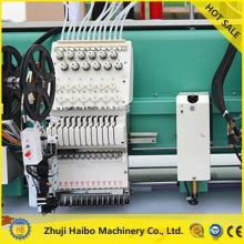 Multi-Kopf flach Chenille Handtuch Computer Stickmaschine