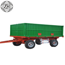 10 Ton 4 Vierrad Farm Trailer