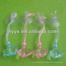 Acryl Herz Perlen für Baby Dekoration