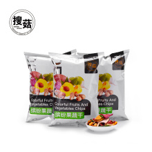 3 Packs Chips Crackers Protein Healthy Snacks ISO certificate japanese snack Mix Vegetables Chips