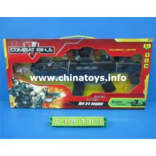 Nuevo B / O Gun Toy con luz de flash (749103)