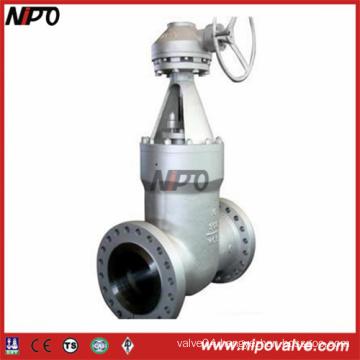 Cast Steel Flanged Pressure Sealing Globe Valve