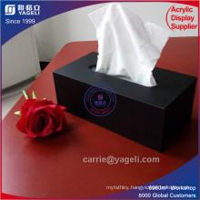 Crazy Selling Yageli Acrylic Tissue Box