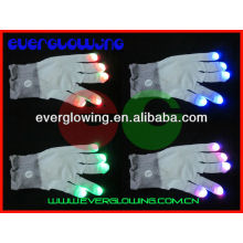Wholesell gants brillants magiques