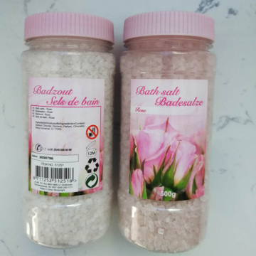 Rose Smell Bath Salt