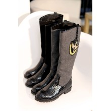 New Arrive of Fashion Design Ladies Boots (WZ-07)