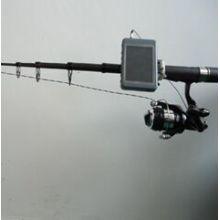 Tige de pêche télescopique en fibre de verre