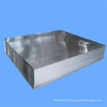 A5005 A5052 A5056 aluminium alloy anodized plain diamond sheet / plate