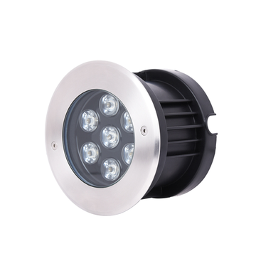 Luz de paso LED enterrada enterrada de 7W impermeable Ip67
