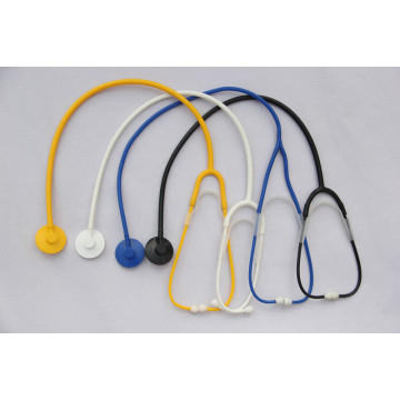 High Quality Disposable Stethoscope in best price yellow