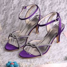 Purple Party Chaussures pour dames