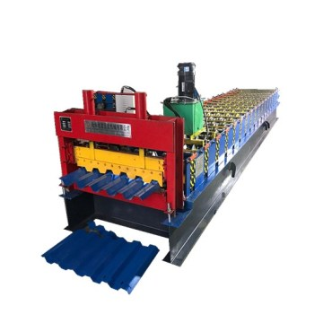 Metal Roof Panel Wall Cladding Roll Forming Machine