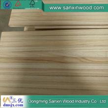 Surfboard/Snowboard Wood Core Paulownia Wood Lumber