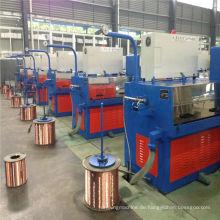 Kabel-Herstellungsausrüstung 22DT (0.1-0.4) Kupferfeindrahtziehmaschine mit dem Ennealing