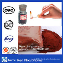 Red-Phosphorus Lab Reagent Flame Retardant Powder Red Phosphorus