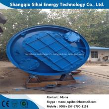 Переработка отходов шин на мазут пиролиза завод