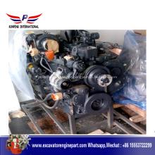 Komatsu Diesel Engine 6D114 For Construction Machinery