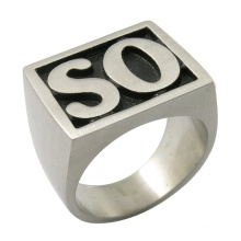Son of Anarchy Ring Steel Fashion Jewelry So Ring