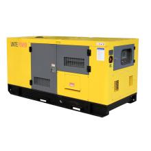 Generador diesel silencioso portátil de 15kVA Yanmar para el uso en el hogar