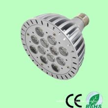 CE / RoHs prix d'usine Ra> 80 High Lumen 12w / 13w / 14w PAR38 e27 spot spot, ampoules à vendre