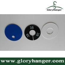 Округленный разделитель вешалок для классификации вешалок (GLPZ006)