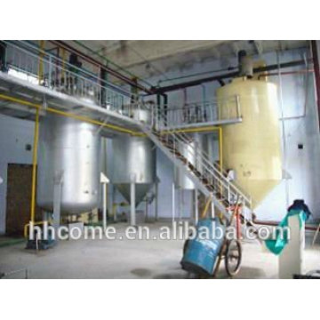 Non-acid Biodiesel Production Plant Machine Making Biodiesel from Cooking Oil
