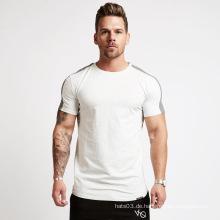Herren Kurzarm Muscle Tech T-Shirt