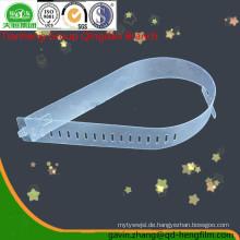 0,15-0,40 mm hochglänzender PVC-Starrfilm für Krageneinsatz