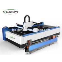 Станок для лазерной резки металла и волокна для 500W 1000W