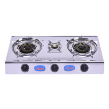 Three Burners Gas Cooker