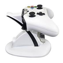 Контроллер двойной зарядки Док-станции стенд зарядное устройство для Xbox один s тонкий геймпад беспроводной