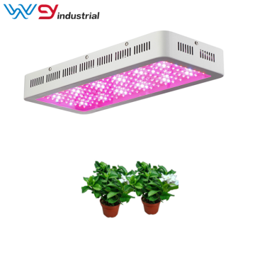 1200W Double Chips Grow Light para plantas