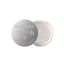 DADNCELL CR-2032 Долговечная батарейка-монета Li-Mn Батарея кнопки для умного счетчика Весы Весы Кухонные весы