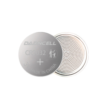 DADNCELL Coin Cells CR-2032 3V LMO Button Btteries  Li Cfx Battery For String Lights Kitchen Scale