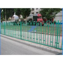 Улица защиты ограждением проволоки сетки