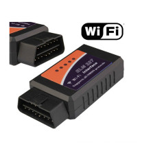 Ferramenta de diagnóstico Elm327 OBD Blurtooth/WiFi Scanner