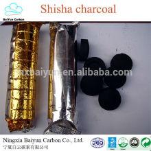 Carvão Para Shisha Madeira Natural De Alta Qualidade Shisha Hookah Carvão