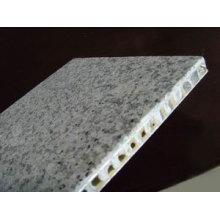 Painéis de fachada de alumínio com fachada de pedra Painéis de fachada