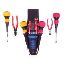 Taladro de mango pesado Taladro de herramientas electrónicas Bolsa de trabajo
