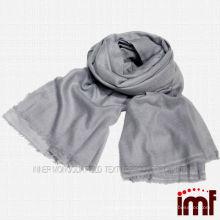 Plain Woven Solid Cashmere Pashmina Shawl