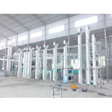 Automatic rice mill plant in bangladesh