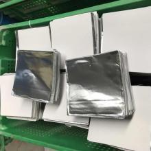Narguilé papier d'aluminium pour fumer