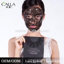 OEM/ODM natural gel mask intensive moisturizing lace mask