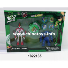 Promotional Cheap Plastic Doll Toy with Light (1822165)