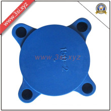 LDPE 4 Bolt Holes Flange Used Protective Caps (YZF-H112)
