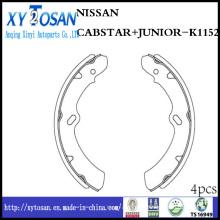 Car Brake Shoe for Nissan Cabstar Junior K1152