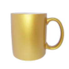 SGS 11oz кружка золотого для сублимации