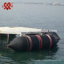 Vente directe d'usine d'airbags en caoutchouc de récupération maritime