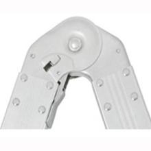 strong big Aluminium Hinge used on Multi-Purpose Ladders/Ladder Accessories