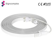 Waterproof IP65 White SMD5050 Flexible High-Voltage Neon Flex 220V